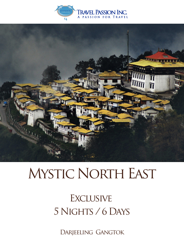 Tours to North East - 5 Nights & 6 Days - Tours to Darjeeling Tours to Gangtok,